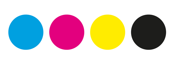 cmyk footer